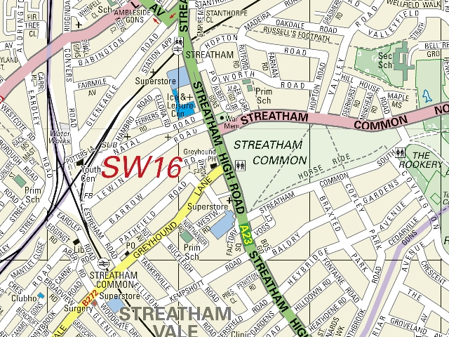SW16-streatham